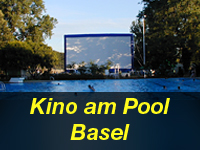 Kino am Pool Basel